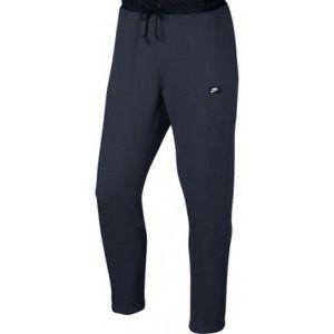 Nike modern sweatpants navy blue sweatpants